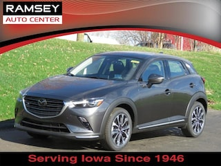 New 2019 Mazda Mazda CX-3 Grand Touring SUV JM1DKFD75K1439438 in Urbandale IA