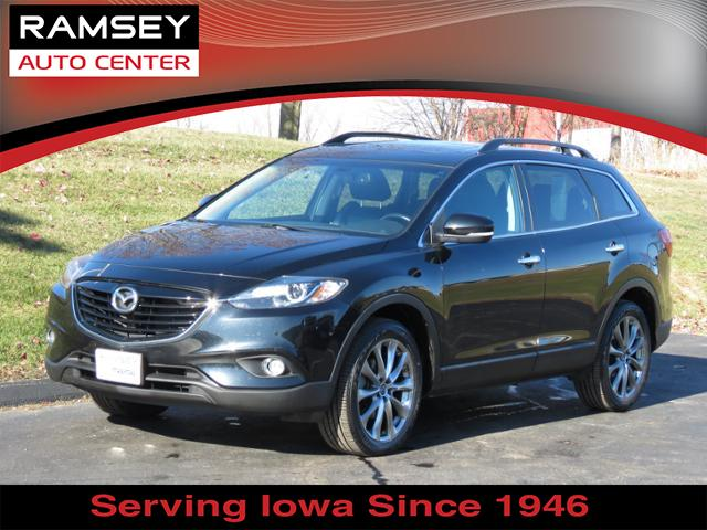 Certified 2015 Mazda Cx 9 Awd Grand Touring For Sale In Urbandale
