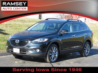 Certified 2015 Mazda CX-9 AWD  Grand Touring SUV in Urbandale