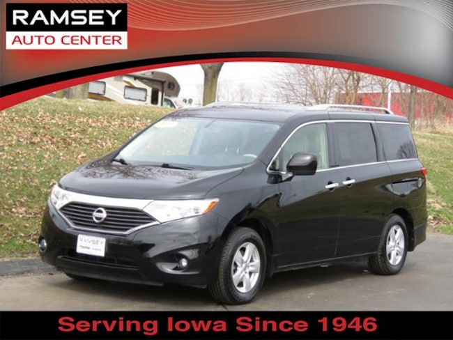 56b55191d71765 Used 2013 Quest SV For Sale in Urbandale