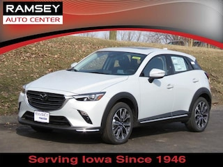 New 2019 Mazda Mazda CX-3 Grand Touring SUV JM1DKFD75K0436013 in Urbandale IA
