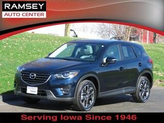 Certified 2016 Mazda CX-5 AWD  Auto Grand Touring SUV in Urbandale