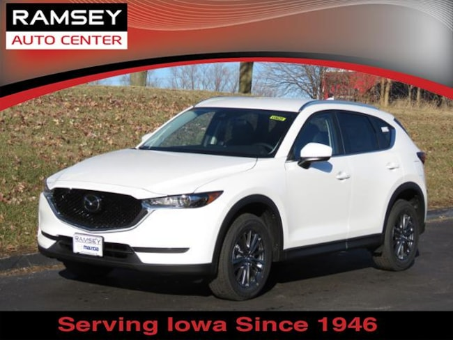 New 2019 Mazda Mazda CX-5 Touring SUV in Urbandale, IA