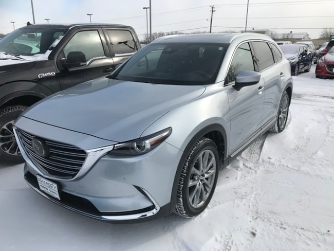 Certified 2018 Mazda CX-9 Grand Touring AWD SUV Urbandale, IA