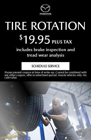 Tire Rotatation