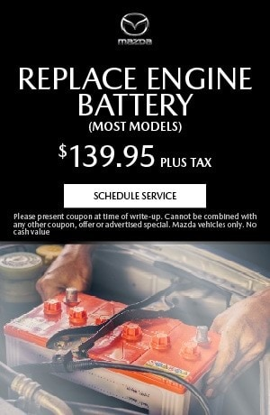 Replace Engine Battery