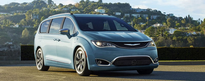 2017 chrysler pacifica review harrison ar ramsey for Ramsey motor company harrison ar