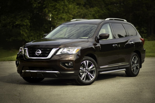 2020 Nissan Pathfinder Adds Rock Creek Edition and New Tech