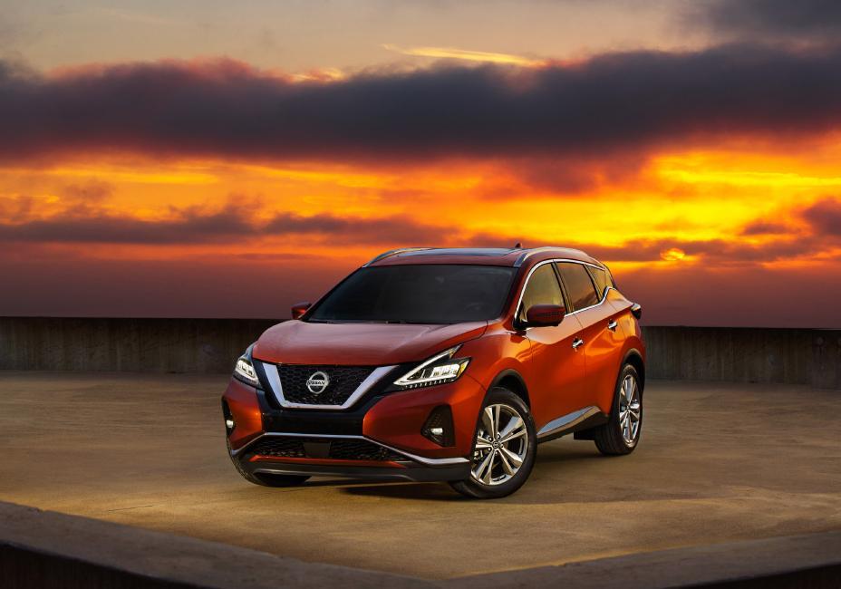 2020 Nissan Murano Paramus NJ