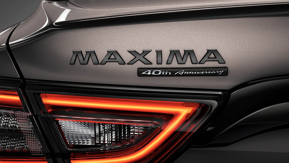 2021 Nissan Maxima 40th Anniversary Edition NJ