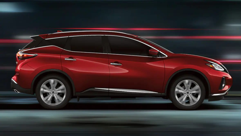2021 Nissan Murano Awards