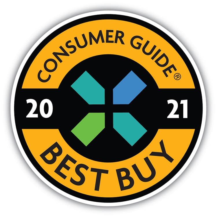 2021 Consumer Guide Automotive Best Buy