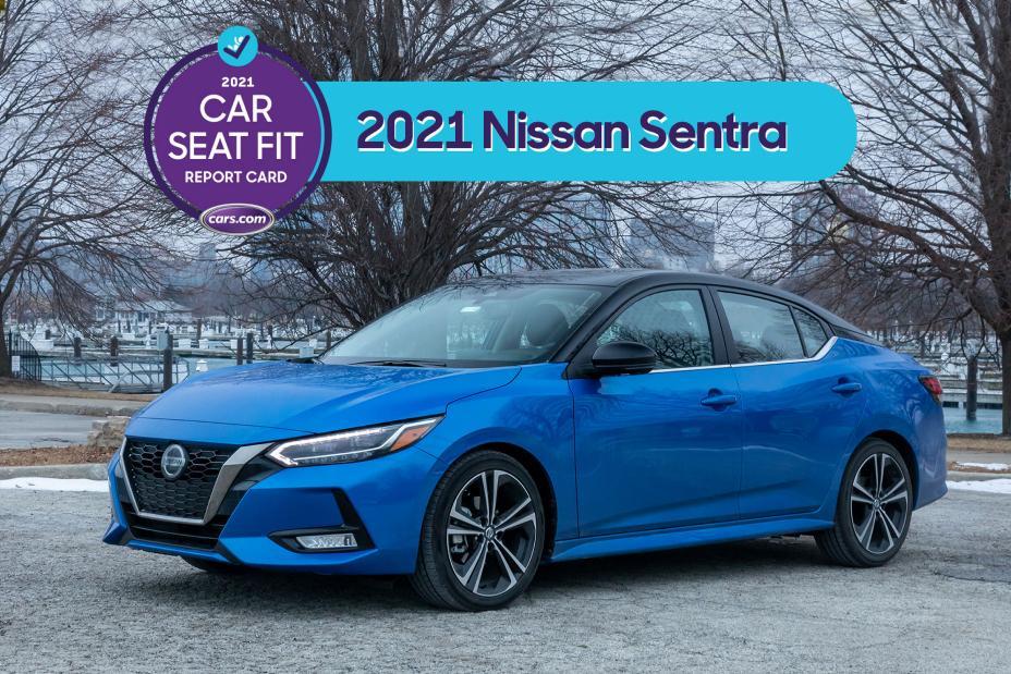 2021 Nissan Sentra Awards