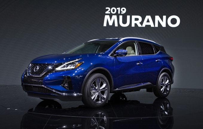 2019 Nissan Murano Paramus NJ