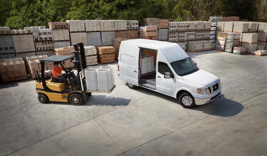 Nissan NV Cargo Van Paramus NJ
