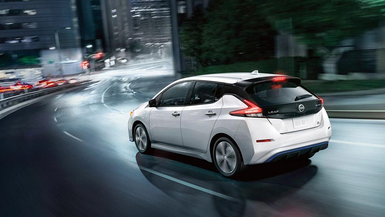 2020 Nissan LEAF Paramus NJ