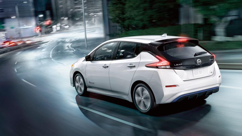Nissan Leaf Lease >> 2019 Nissan Leaf Nj 2019 Leaf Special Financing Deals Nj