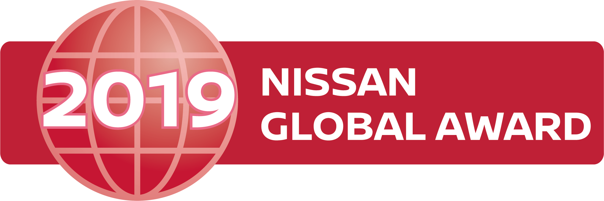 2019 Nissan Global Award