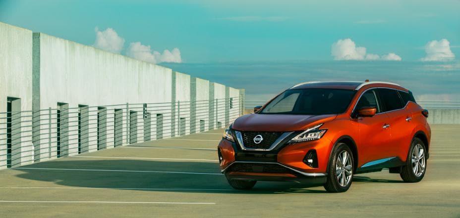 2021 Nissan Murano Paramus NJ