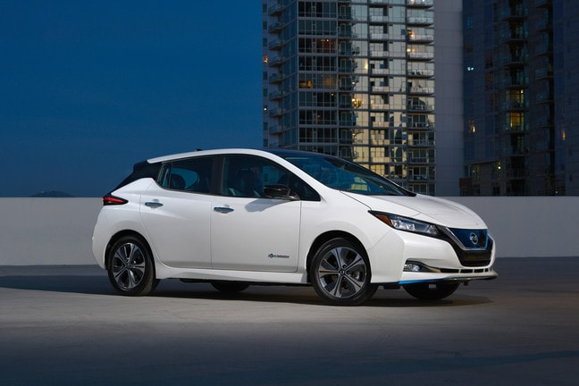 2019 Nissan LEAF Paramus NJ