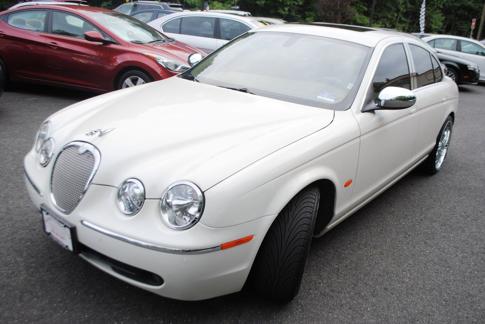 Used 2007 Jaguar S-TYPE For Sale at Ramsey Corp  | VIN