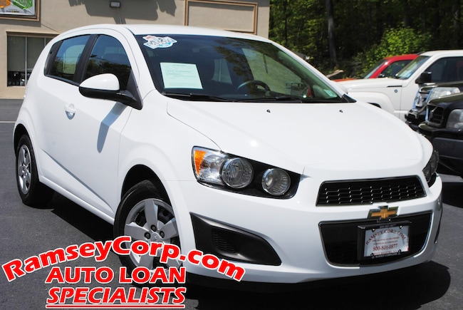 Used 2014 Chevrolet Sonic For Sale At Ramsey Corp Vin