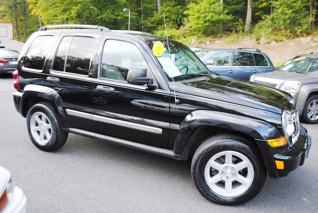 used 2007 jeep liberty for sale at ramsey corp vin 1j4gl58k17w501893. Black Bedroom Furniture Sets. Home Design Ideas