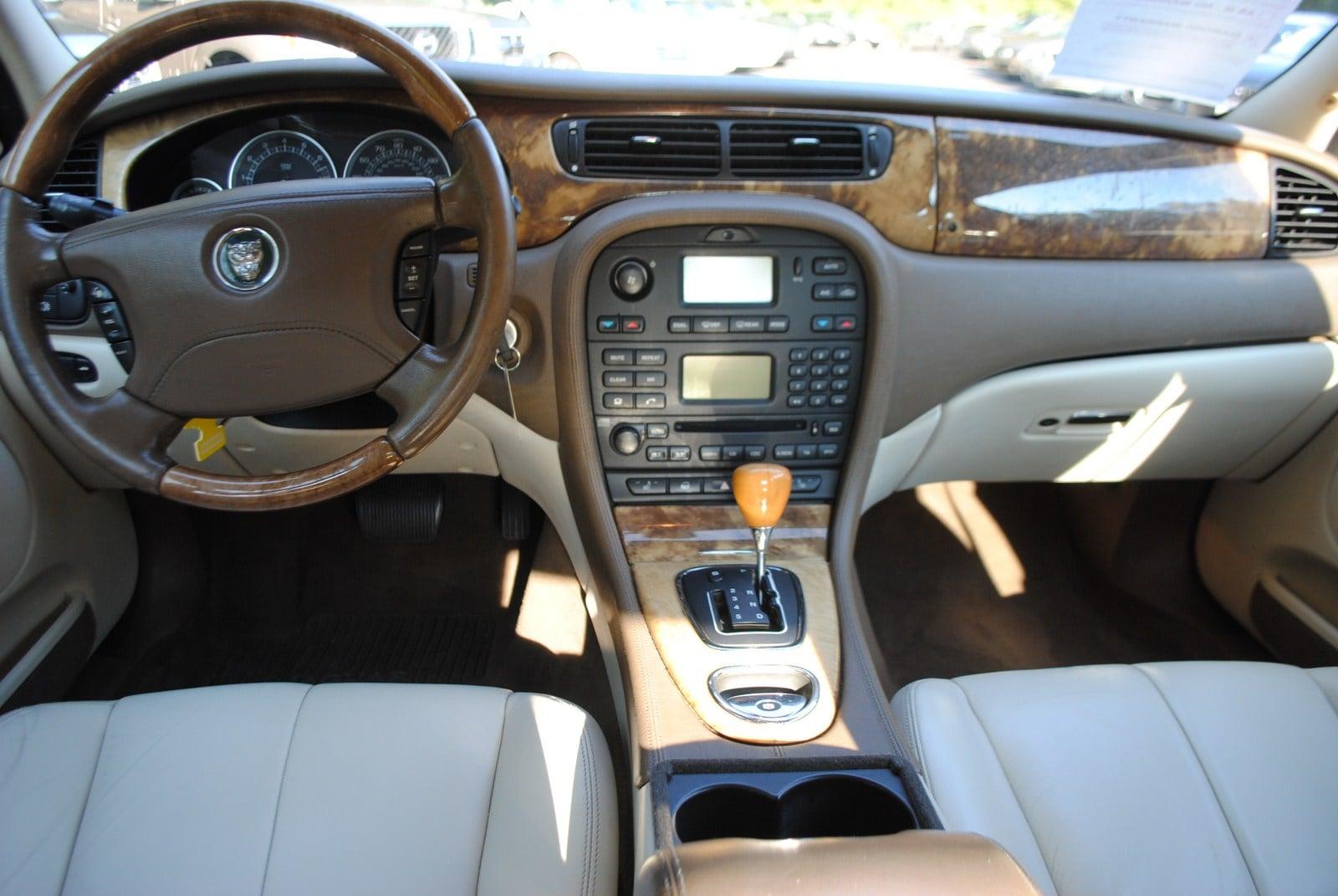 Good ... 2005 Jaguar S TYPE 3.0L Sedan ...