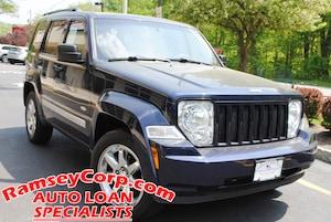 2012 Jeep Liberty Sport 4x4 3.7
