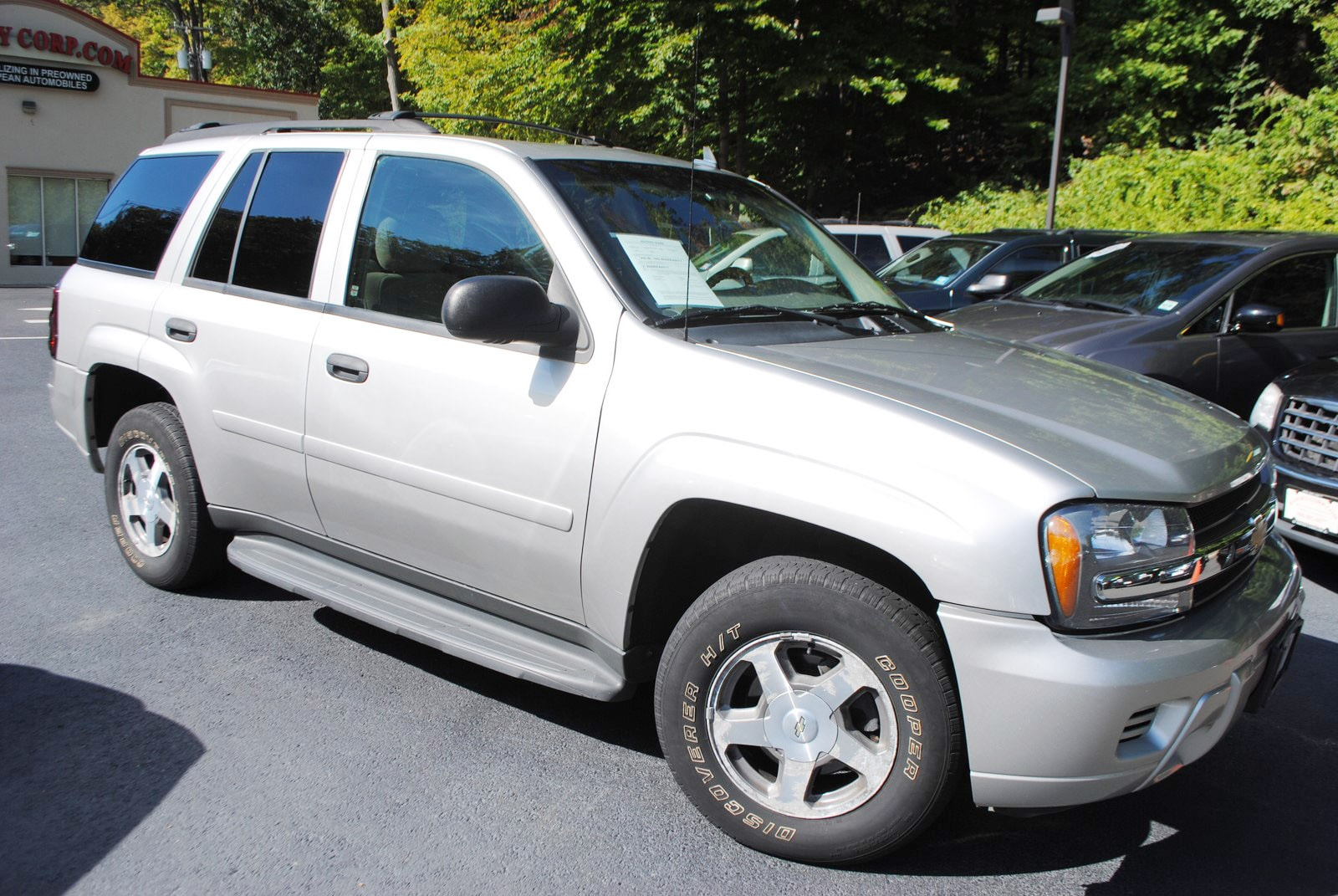 ... 2006 Chevrolet TrailBlazer LS 4.2 SUV ...