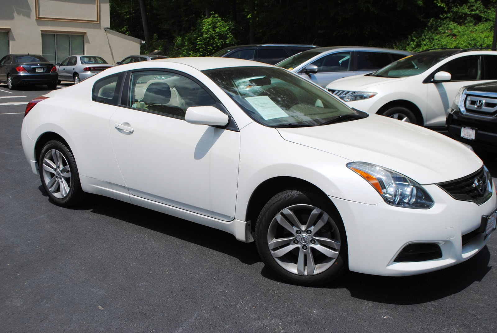 Beautiful ... 2012 Nissan Altima 2.5 S Coupe ...