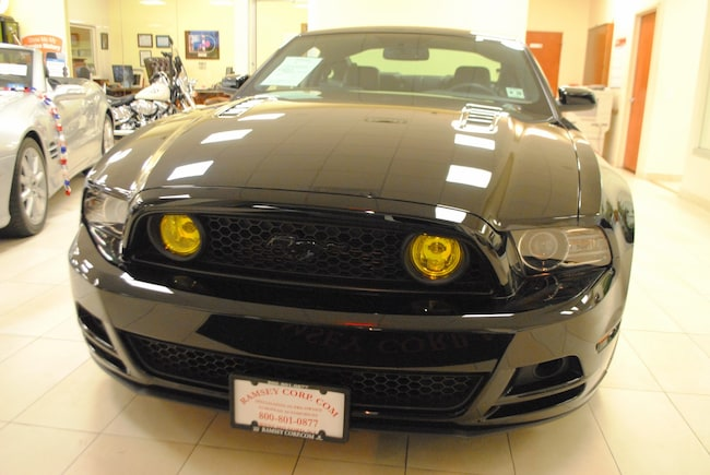 Used 2014 Ford Mustang For Sale At Ramsey Corp Vin 1zvbp8cfxe5253093
