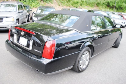 Used 2002 CADILLAC DEVILLE For Sale at Ramsey Corp  | VIN