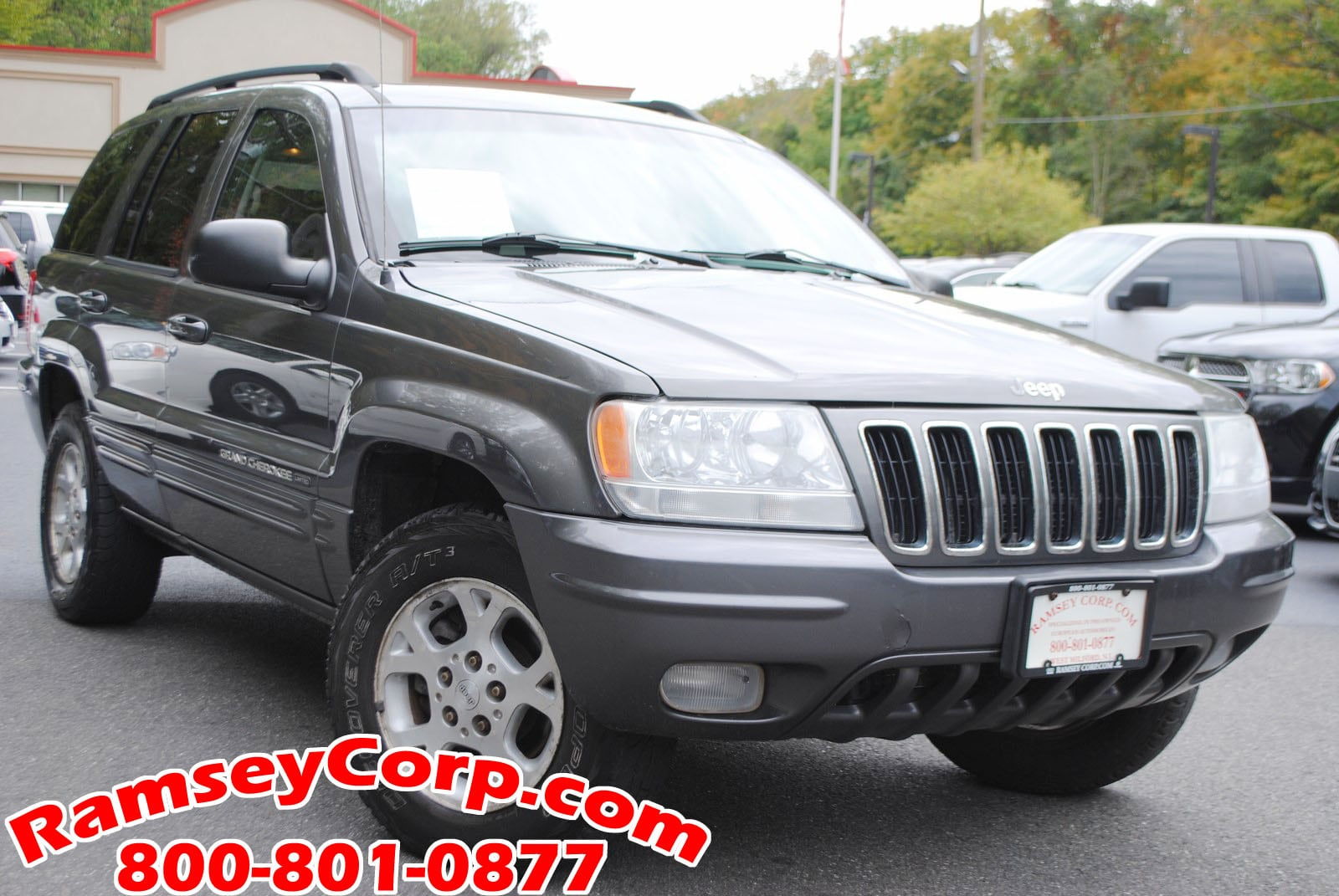 used 2002 jeep grand cherokee for sale at ramsey corp vin 1j8gw58n32c319204 used 2002 jeep grand cherokee for sale