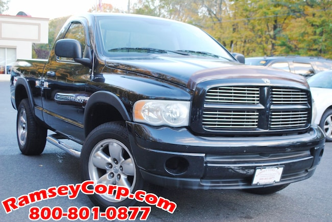 2003 dodge ram 1500 5.7 oil capacity
