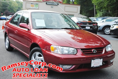 used 2002 toyota corolla for sale at ramsey corp vin 2t1br12e12c583782 used 2002 toyota corolla for sale at
