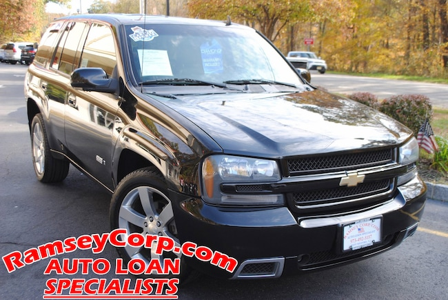 Used 2007 Chevrolet Trailblazer For Sale At Ramsey Corp Vin