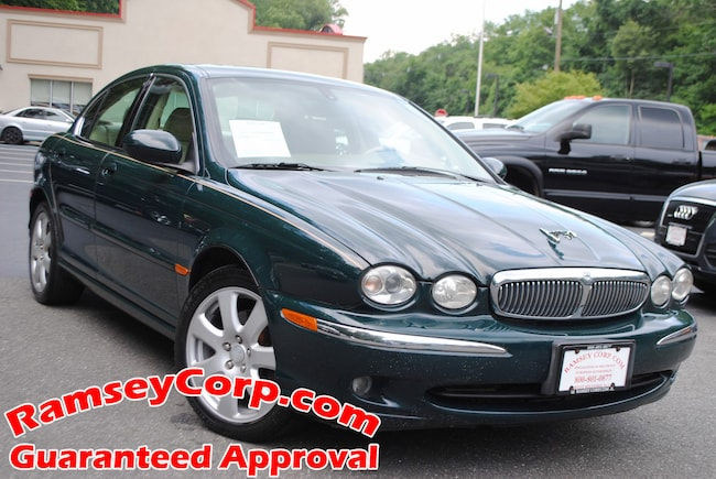 Used 2004 Jaguar X Type For Sale At Ramsey Corp Vin