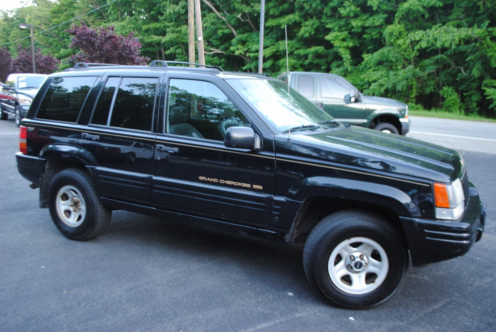 ... 1998 Jeep Grand Cherokee Limited 4.0 SUV ...