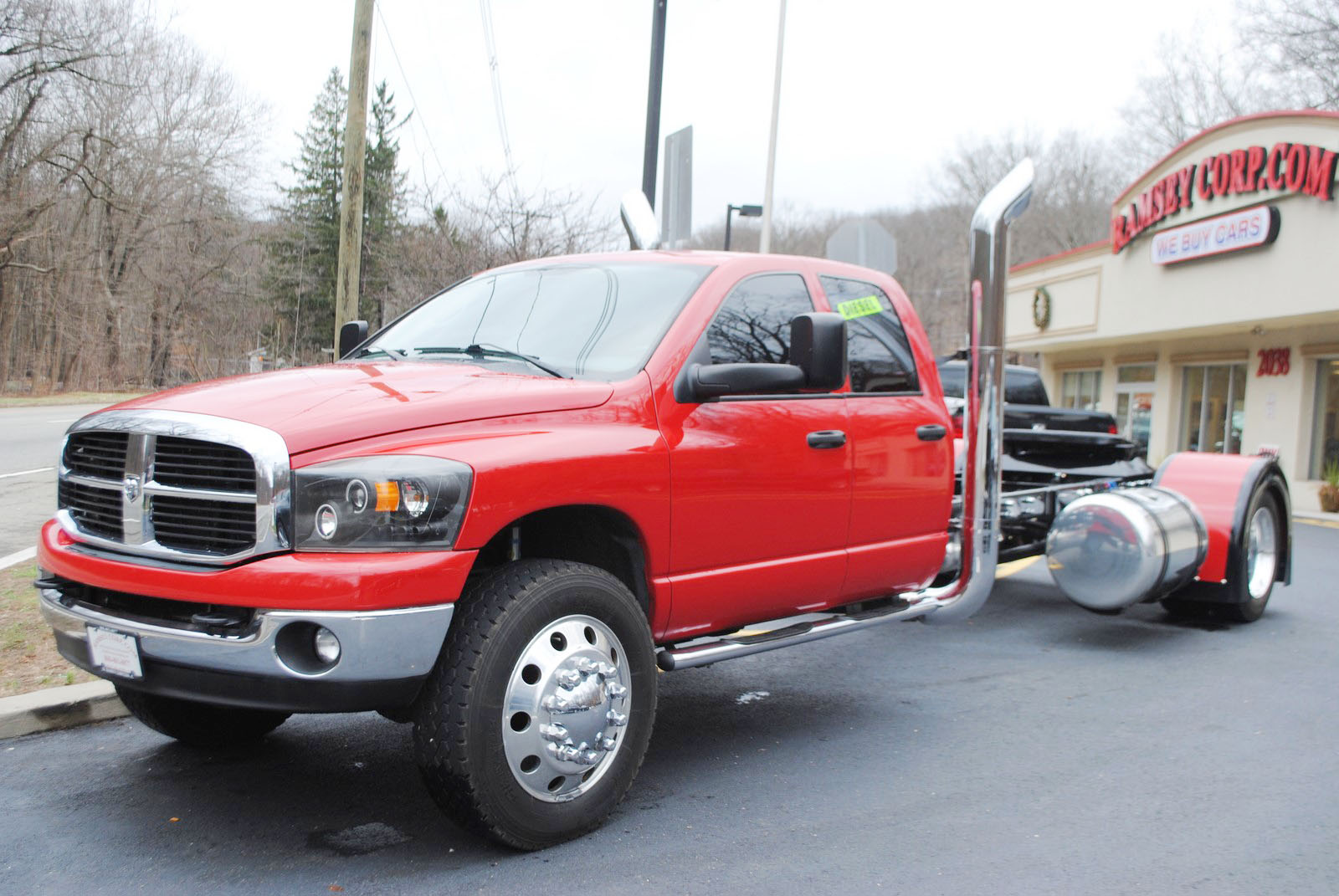 Used 2006 Dodge Ram 2500 For Sale At Ramsey Corp