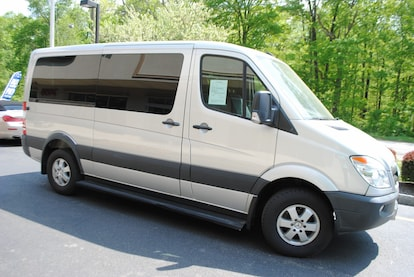Used 2013 Mercedes-Benz Sprinter-Class For Sale at Ramsey