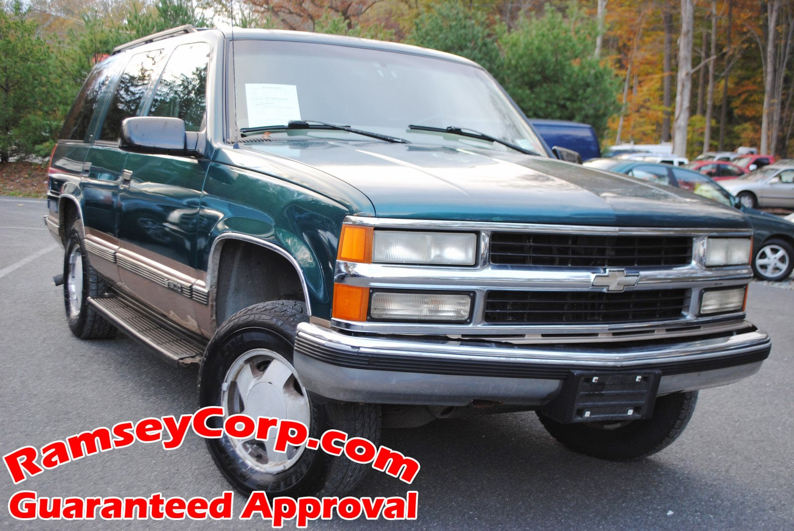 used 1997 chevrolet tahoe for sale west milford nj rh ramseycorp com 1993 Tahoe 1997 2 Door Tahoe