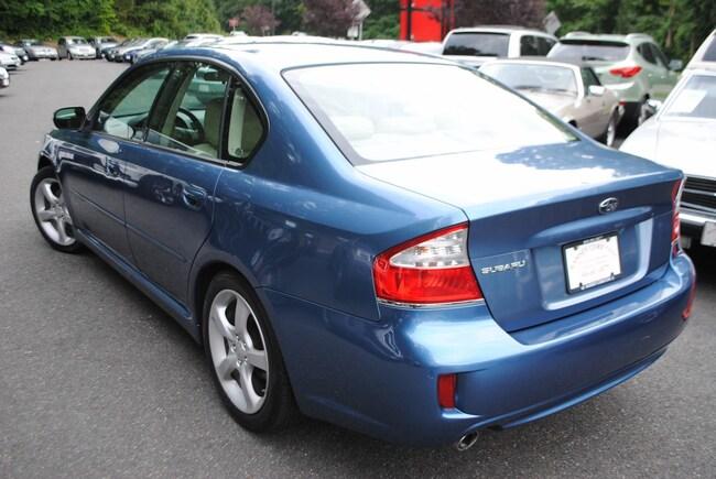 Used 2008 Subaru Legacy For Sale West Milford Nj