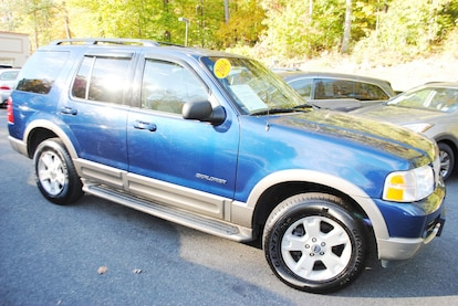 Used 2004 Ford Explorer For Sale at Ramsey Corp  | VIN
