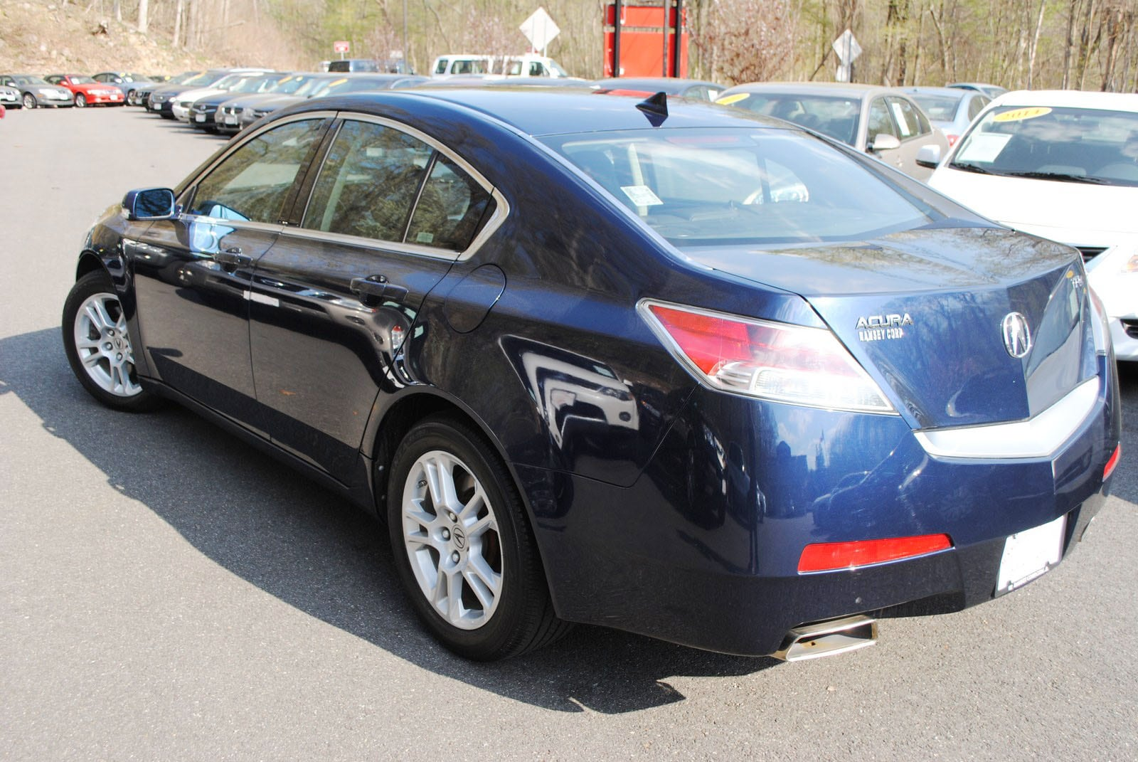 used 2009 acura tl for sale west milford nj rh ramseycorp com 2007 Acura TL Used 2009 Acura TL