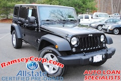 2014 Jeep Wrangler Unlimited Sport 4x4 3.6 SUV