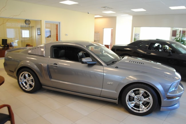 used 2006 ford mustang for sale at ramsey corp vin 1zvft82h965143038. Black Bedroom Furniture Sets. Home Design Ideas