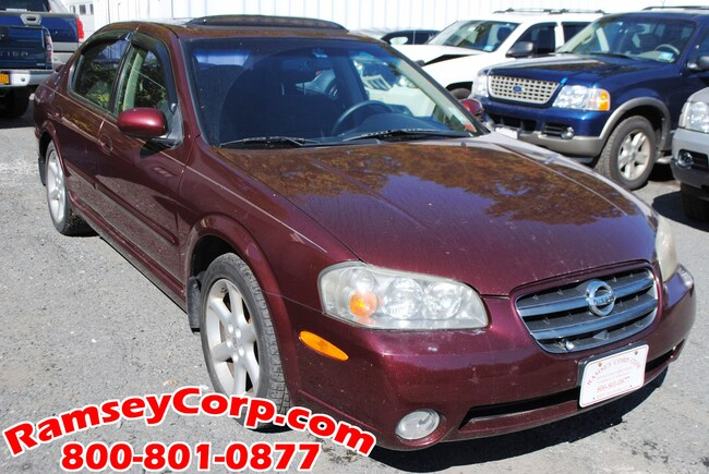 Used 2003 Nissan Maxima For Sale West Milford Nj