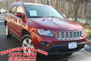 2014 Jeep Compass Latitude 4x4 2.4