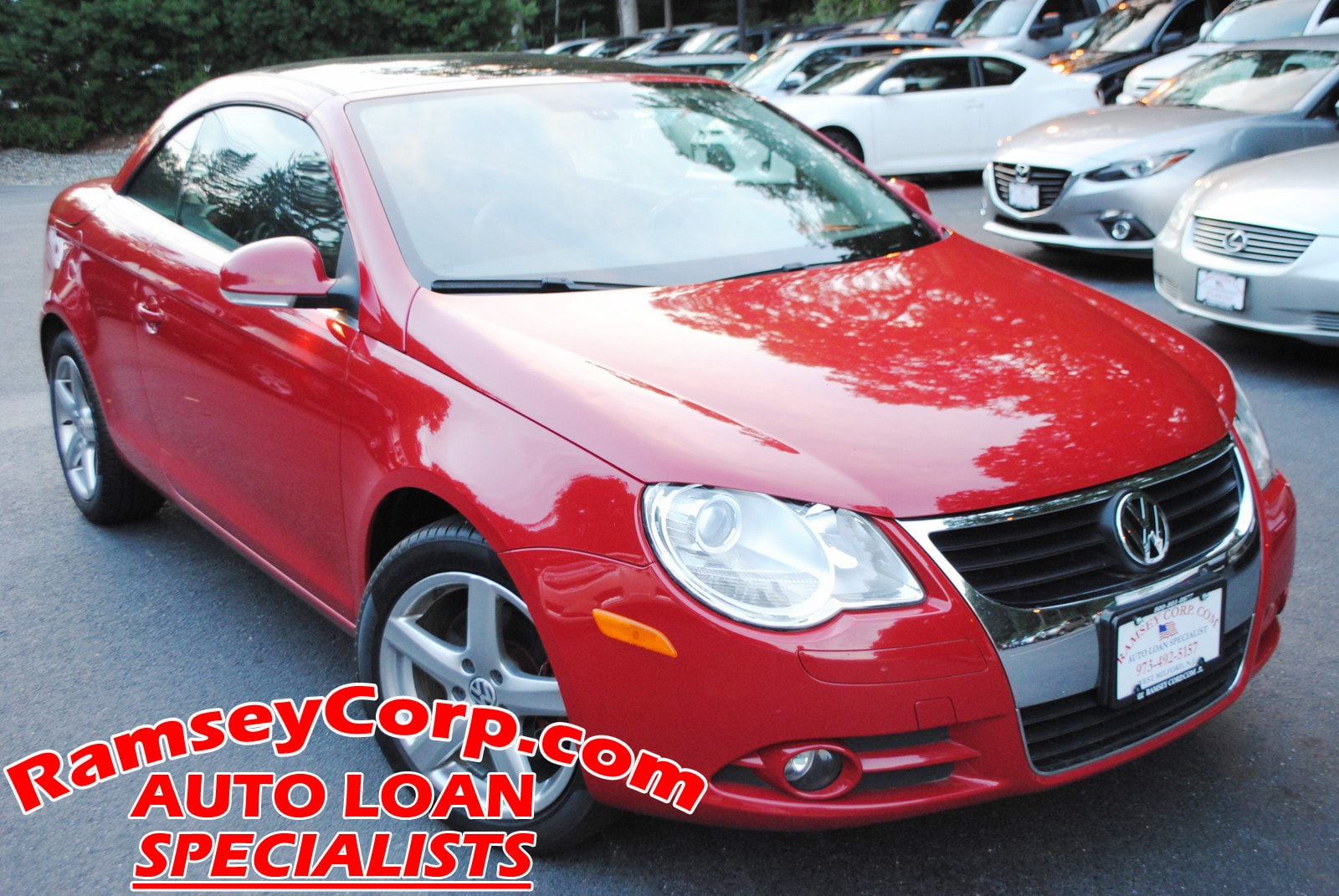 Used 2007 Volkswagen Eos For Sale West Milford Njrhramseycorp: 2007 Vw Eos Turbo Radio At Elf-jo.com